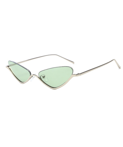 DEEP ANNAYIU SUNGLASSES (GREEN)