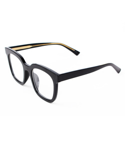 NERD SUNGLASSES (BLACK)