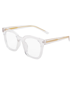 NERD SUNGLASSES (CLEAR)
