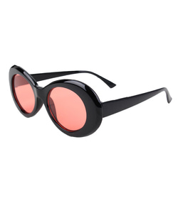 Kurt Cobain REDSUNGLASSES (BLACK_RED)