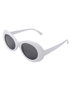Kurt Cobain REDSUNGLASSES (WHITE)