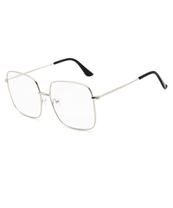 WAR OF CRIME SUNGLASSES (SILVER)