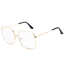 WAR OF CRIME SUNGLASSES (GOLD)