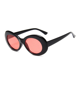 CURT GLITTER SUNGLASSES (RED)