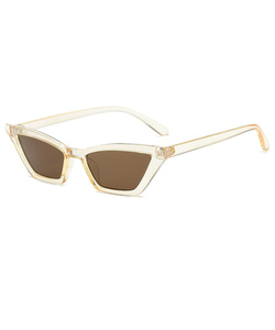 YONI SUNGLASSES (BROWN)