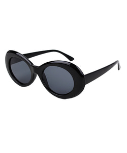 Kurt Cobain REDSUNGLASSES (BLACK)